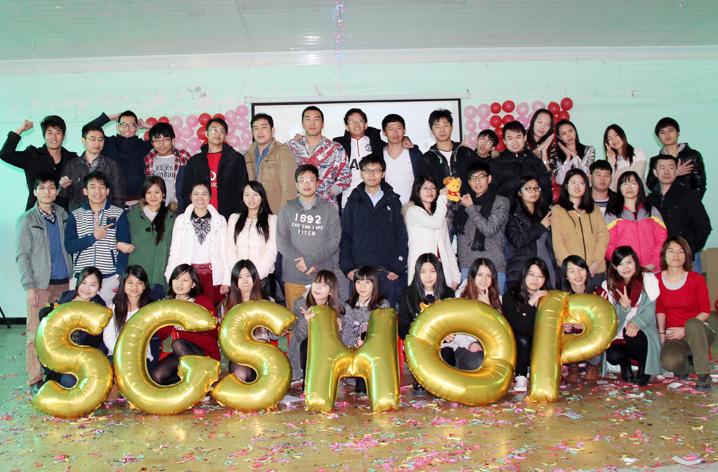 SGshop team